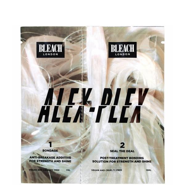 Duo de soins Alex Plex BLEACH LONDON 22ml