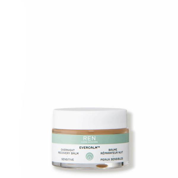 REN Clean Skincare Evercalm Overnight Recovery Balm -yövoide