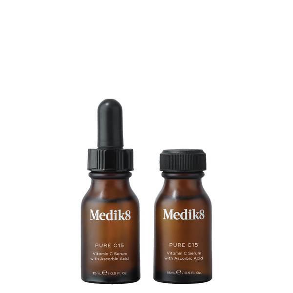 Medik8 Pure C15 Serum 2 x 15ml