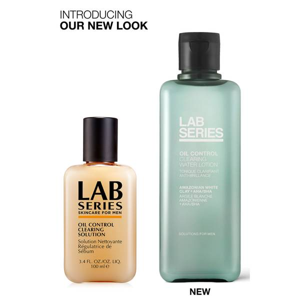 Lab Series Skincare for Men Oil Control Clearing Solution 100 ml