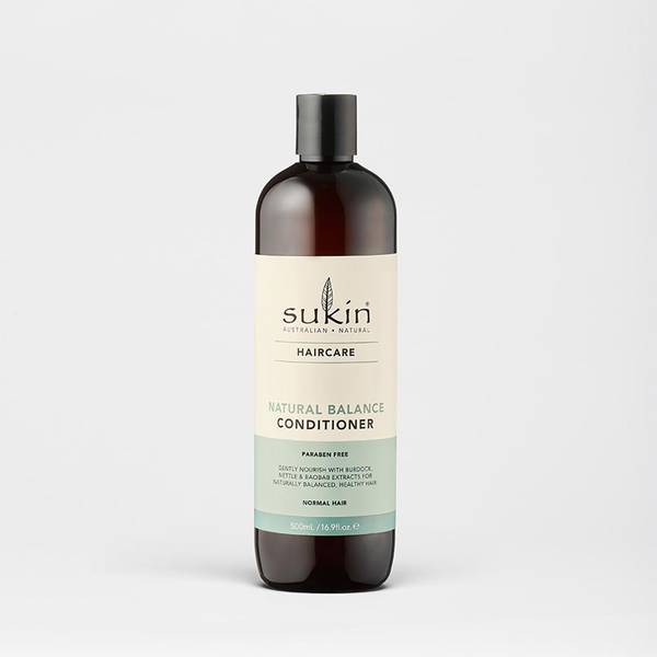 Sukin 天然平衡潤髮乳 500ml
