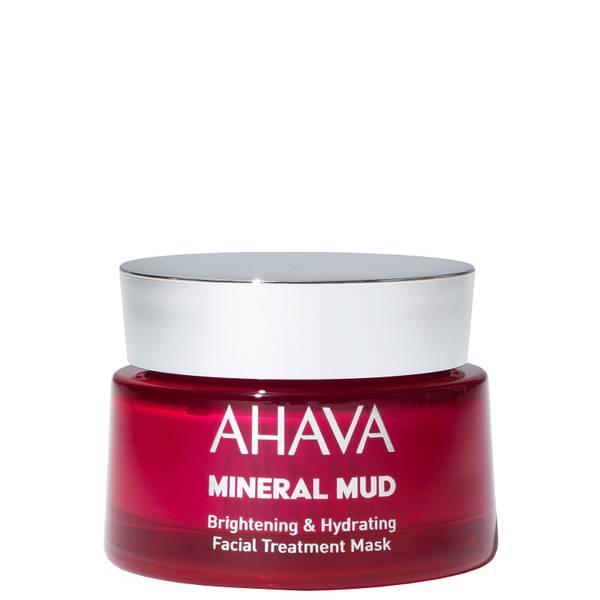 AHAVA Brightening & Hydrating Facial Treatment Mask 50ml