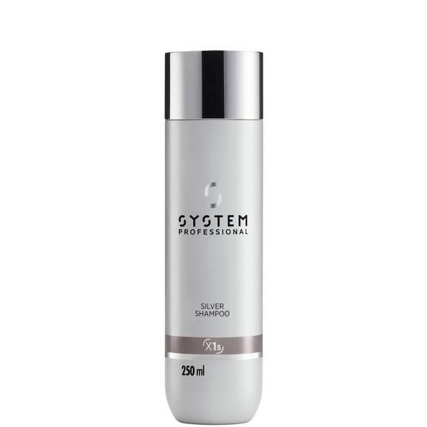 System Professional Extra Silver Shampoo 250ml