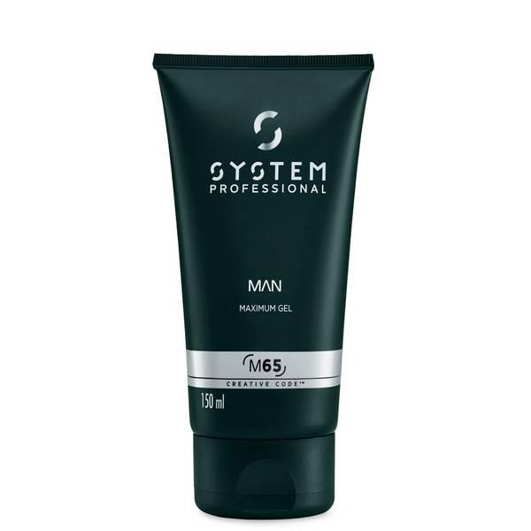 System Professional MAN Maximum Gel 150ml