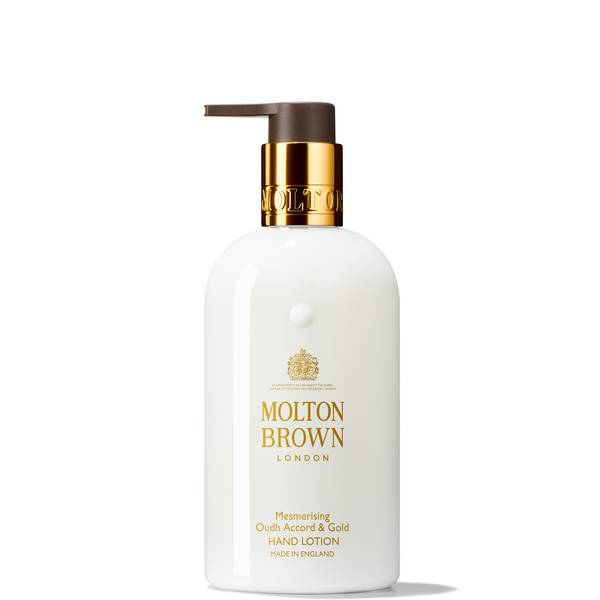 Molton Brown Oudh Accord & Gold Hand Lotion