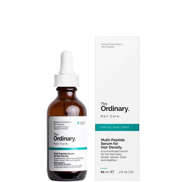 The Ordinary Multi-Peptide Serum for Hair Density -hiusseerumi