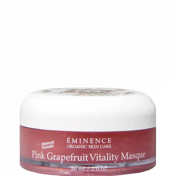 Eminence Organic Skin Care Pink Grapefruit Vitality Masque 2 fl. oz
