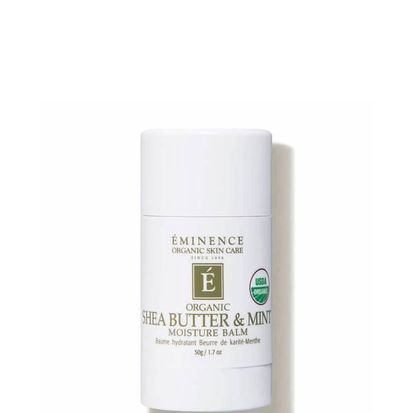 Eminence Organic Skin Care Shea Butter and Mint Moisture Balm 1.7 oz