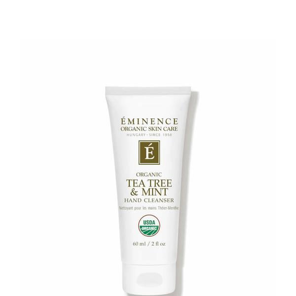 Eminence Organic Skin Care Tea Tree and Mint Hand Cleanser 2 fl. oz