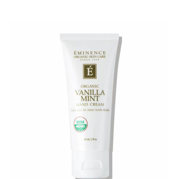 Eminence Organic Skin Care Vanilla Mint Hand Cream 2 fl. oz