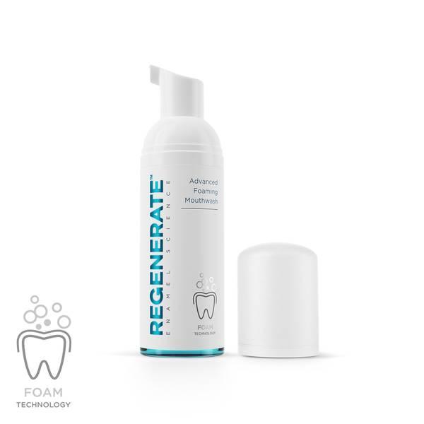 Regenerate Advanced Foaming Mouthwash 50 ml