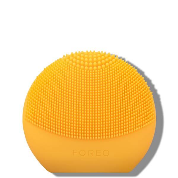 Cepillo de limpieza facial inteligente LUNA fofo de FOREO - Sunflower Yellow