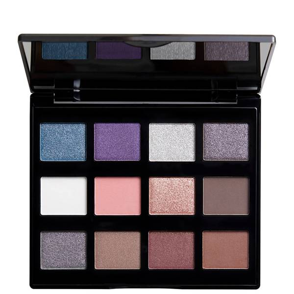NYX Professional Makeup Machinist Shadow Palette - Steam