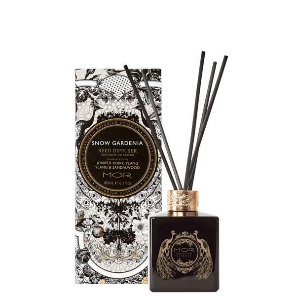MOR Emporium Classics Snow Gardenia Reed Diffuser Set 180ml