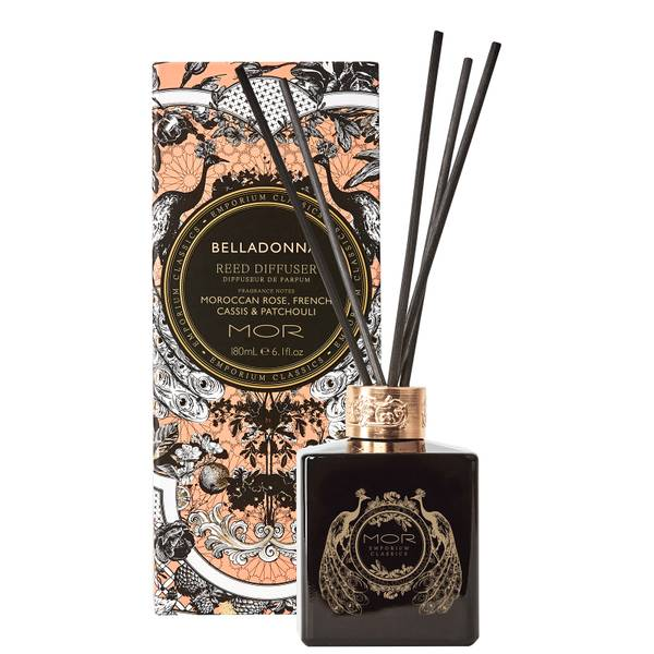 MOR Emporium Classics Belladonna Reed Diffuser Set 180ml