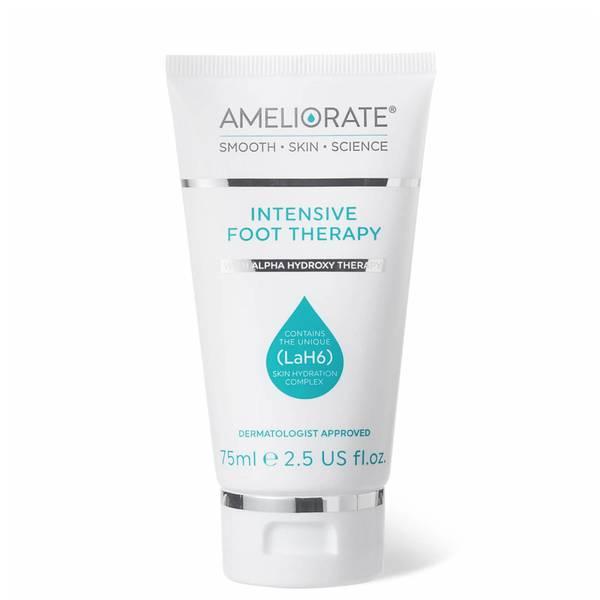 Интенсивный крем для стоп AMELIORATE Intensive Foot Treatment 75мл