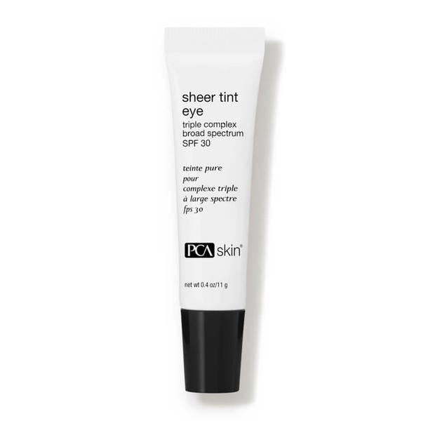 PCA SKIN Sheer Tint Eye Triple Complex Broad Spectrum SPF 30 (0.4 fl. oz.)