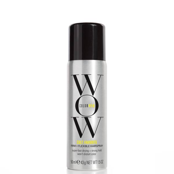 Color WOW Travel Cult Favorite Firm + Flexible Hairspray 50ml