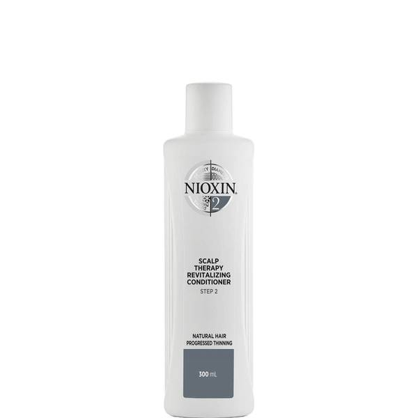 NIOXIN 3-Part System 2 Scalp Therapy Revitalising Conditioner for Natural Hair with Progressed Thinning 300ml