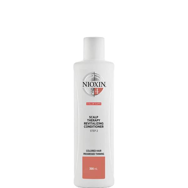 NIOXIN 3-Part System 4 Scalp Therapy Revitalising Conditioner for Coloured Hair with Progressed Thinning 300ml