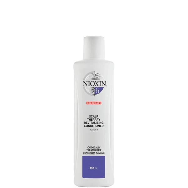 NIOXIN 3-Part System 6 Scalp Therapy Revitalising Conditioner for Chemically Treated Hair with Progressed Thinning 300ml