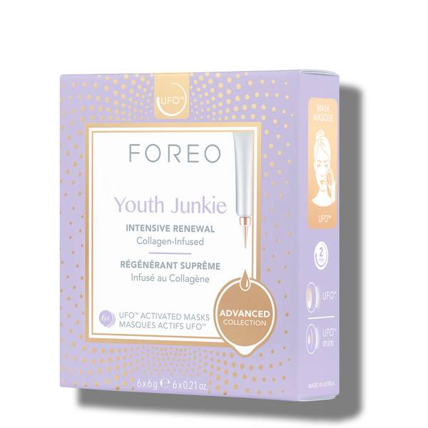 Masques UFO FOREO – Youth Junkie x 6