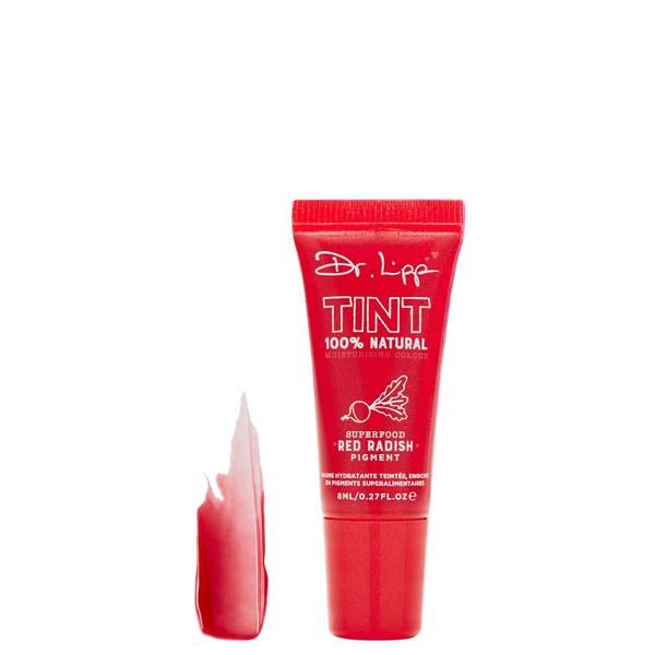 Bálsamo de Lábios Hidratante Colorido 100% Natural da Dr.Lipp - Red Radish