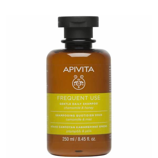 APIVITA Holistic Hair Care Gentle Daily Shampoo - German Chamomile & Honey 250ml