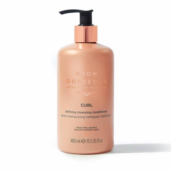 Grow Gorgeous Curl Defining Cleansing Conditioner 400ml