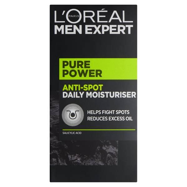 L'Oréal Men Expert Pure Power Anti-Spot Moisturiser 50ml