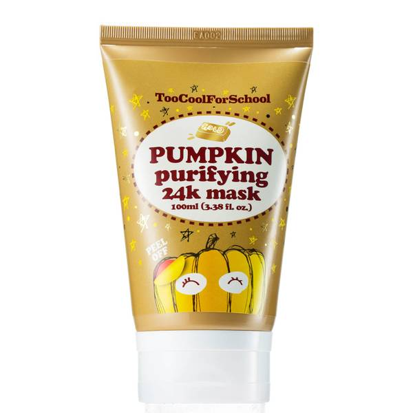 Too Cool For School Pumpkin 24K Purifying Mask 100ml