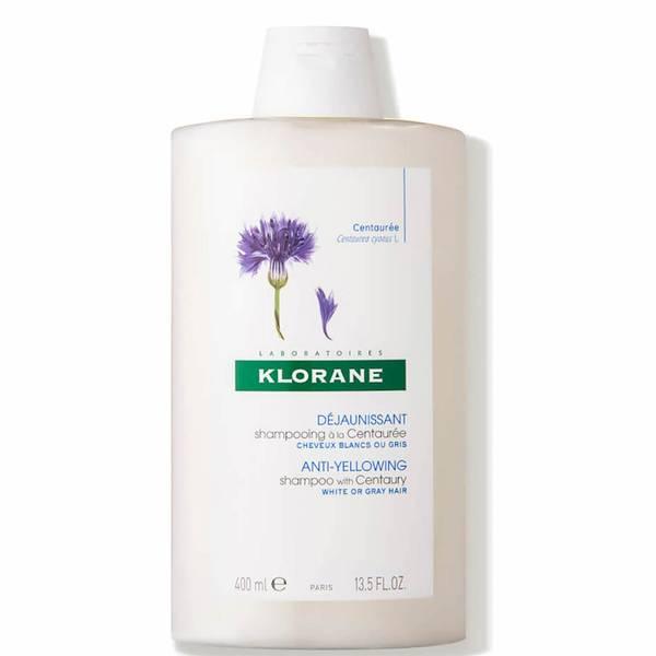 KLORANE Shampoo with Centaury - White/Gray Hair (13.5 fl. oz.)