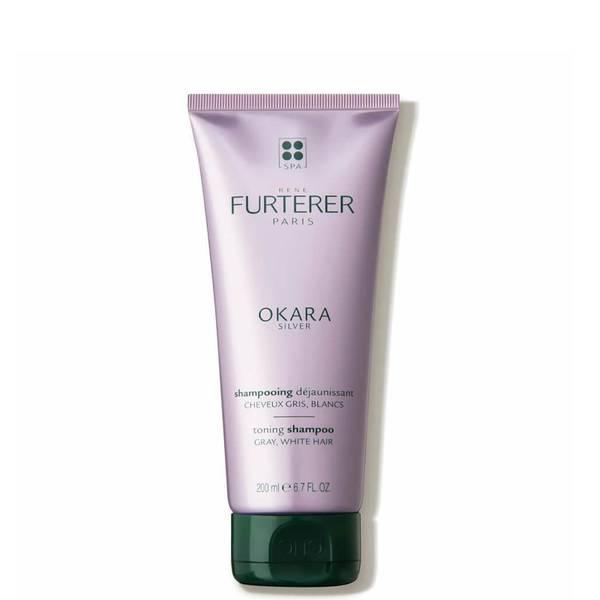 René Furterer OKARA SILVER Toning Shampoo (6.7 fl. oz.)