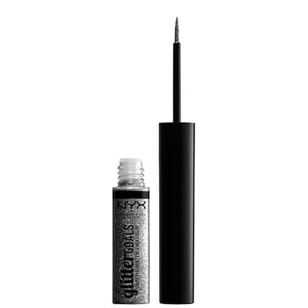 NYX Professional Makeup Glitter Goals Liquid Eyeliner (Various Shades)