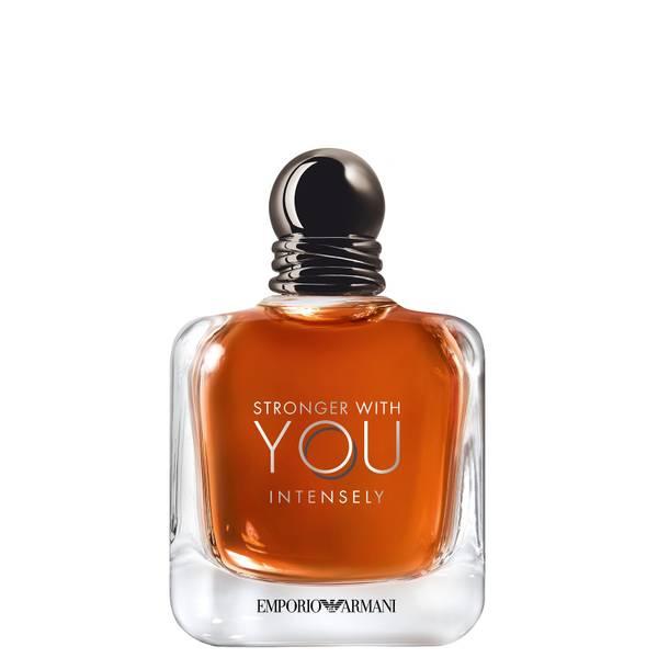 Emporio Armani Stronger with You Intensely Aftershave (verschiedene Größen)