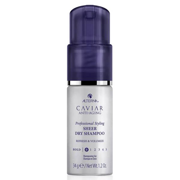 Alterna CAVIAR PROFESSIONAL STYLING Sheer Dry Shampoo (1.2 oz.)
