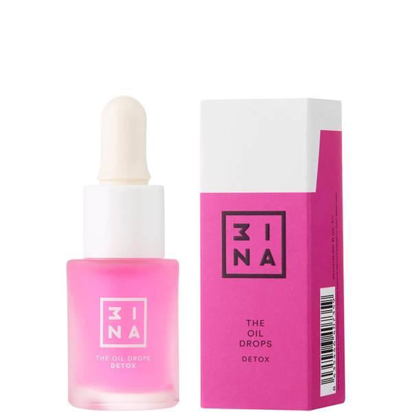 3INA Makeup The Oil Drops - Detox