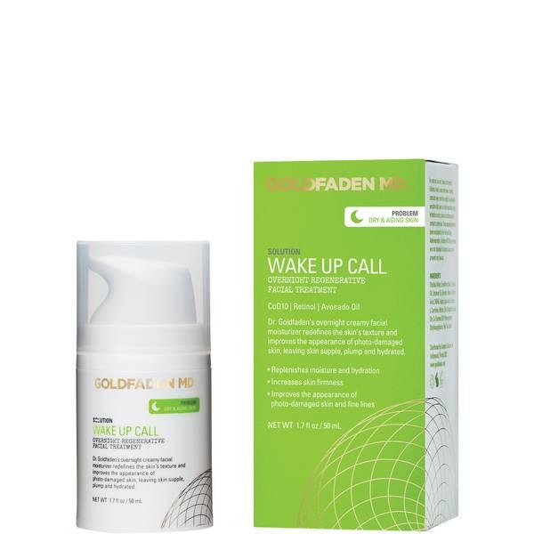 Goldfaden MD Wake Up Call Overnight Regenerative Facial Treatment 50ml