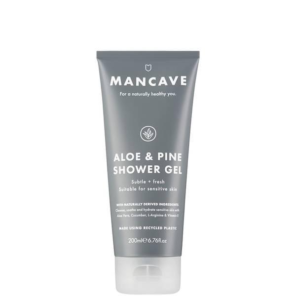 ManCave Sensitive Body Wash 200ml