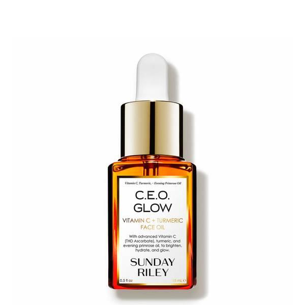 Sunday Riley C.E.O. Glow Vitamin C Turmeric Face Oil (0.5 fl. oz.)