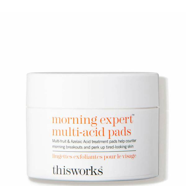 this works morning expert multi-acid pads (60 count)