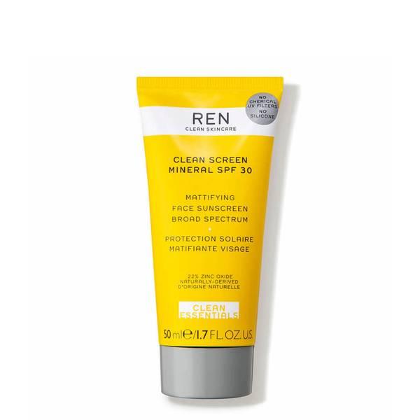 REN Clean Skincare Clean Screen Mineral SPF 30 (1.7 fl. oz.)