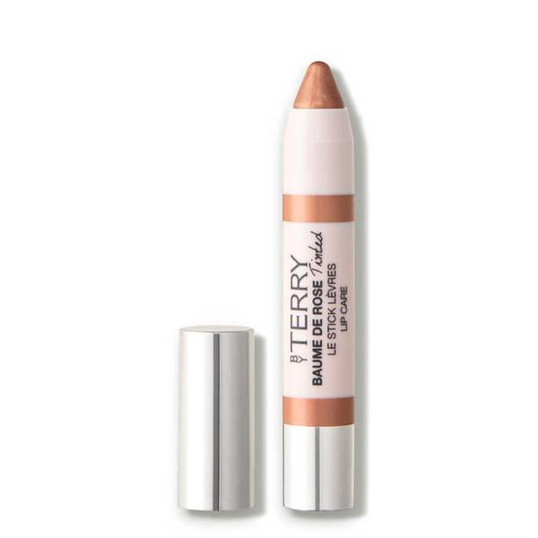 By Terry Baume de Rose Le Stick Levres Tinted Lip Care - N2 Sunny Nude 2.3g