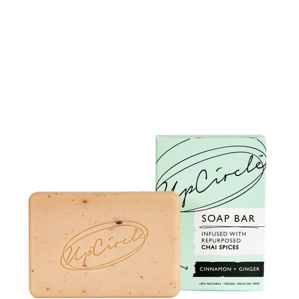 UpCircle Cinnamon and Ginger Chai Soap Bar 100g