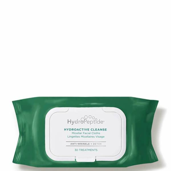 Hydroactive Cleanse: Micellar Facial Cloths 30 Pack
