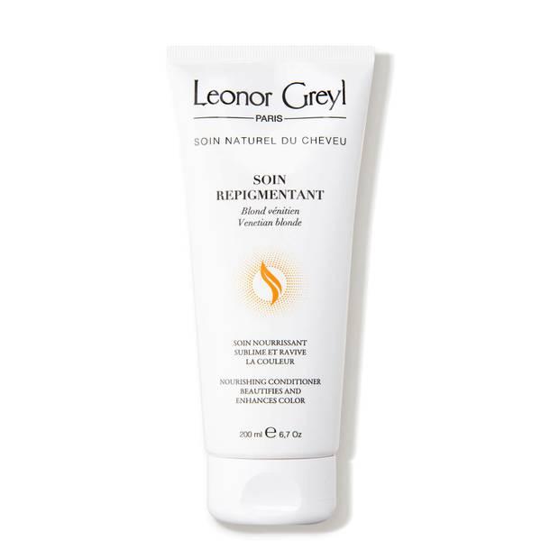 Leonor Greyl Soin Repigmentant Color-Enhancing and Nourishing Conditioner - Venetian Blonde (6.7 oz.)
