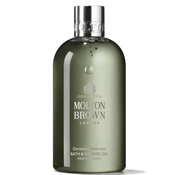 Molton Brown Geranium Nefertum Bath and Shower Gel 300ml