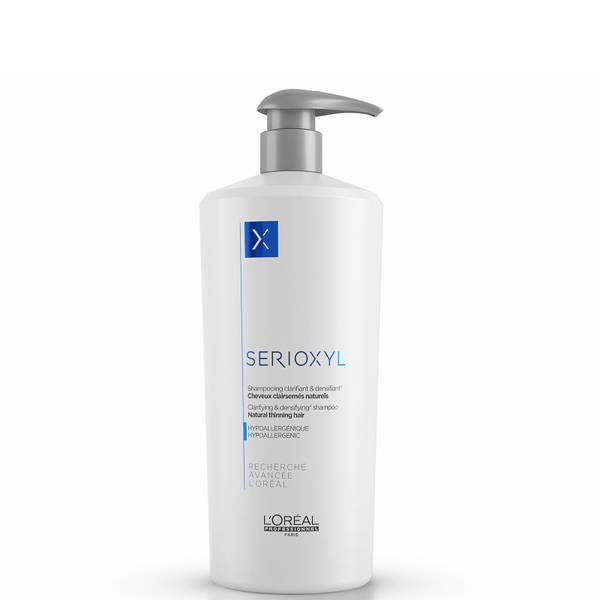L'Oréal Professionnel Serioxyl Shampoo for Coloured Thinning Hair 1000ml