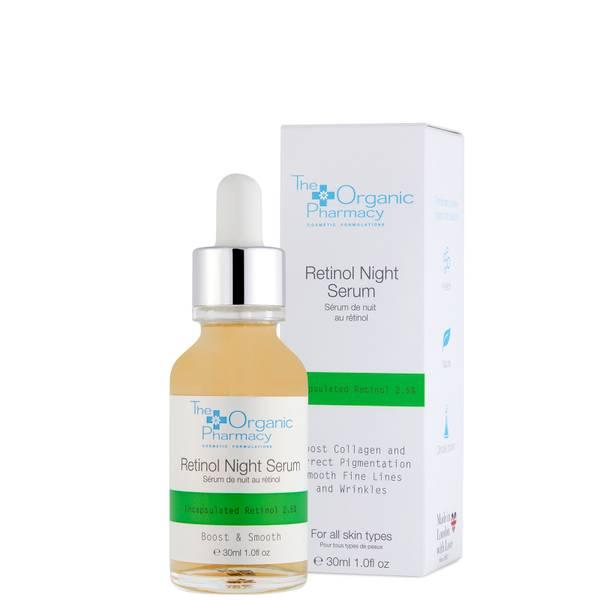 The Organic Pharmacy Retinol Night Serum (30 ml.)