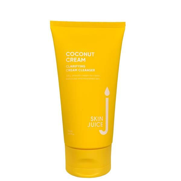 Skin Juice Coconut Cream Clarifying Cream Cleanser 150ml